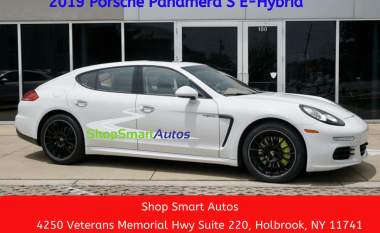 2019 Audi A5 and 2019 Porsche Panamera: Two Luxury Vehicles to Check out