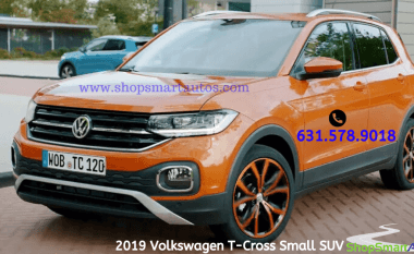 Small SUV – Is Volkswagen Joining the Dots in its SUV Lineup