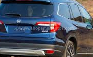 2020 Honda Pilot: A Strong & Efficient SUV with Some Sophisticated Features