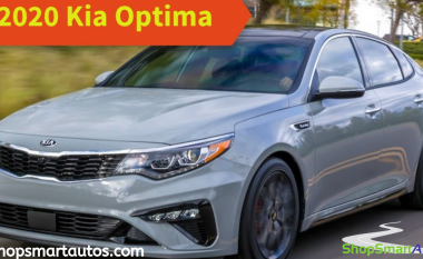 2020 Kia Optima: A Pleasant Mid-Size Sedan with Standard Safety & Convenience Equipment