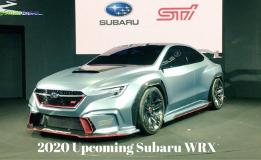 2020 Subaru WRX STI: Know all about the Latest Features, Updates and More