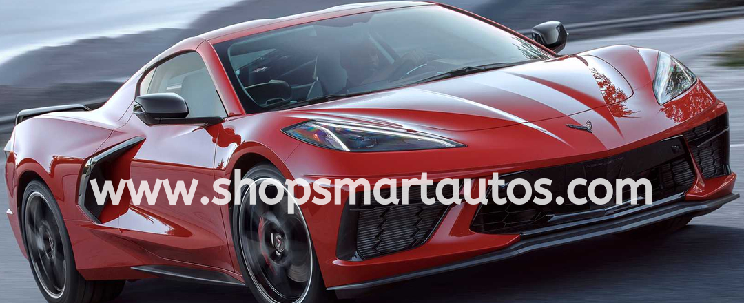 2020 Chevrolet Corvette Stingray: An Iconic Sports Car That Sets New Levels of Technology & Performance