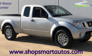 2019 Nissan Frontier Pickup: A New Age Compact Pickup Truck