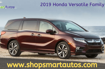 Honda Brings Good News to its Loyal Fans: 2 Versatile Family Cars in 2019