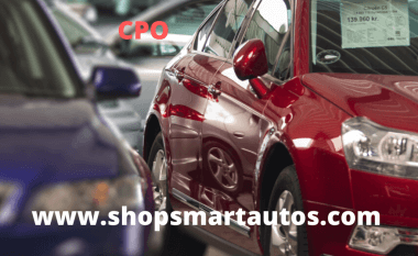 Certified Pre-Owned Takes On New Car Market