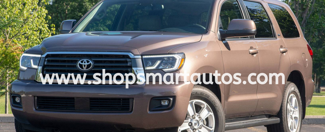 Make Heads Turn on the Roads with 2020 Toyota Sequoia TRD Pro