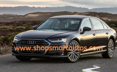 Set New Priorities with 2020 Audi A8 Plug-in Hybrid